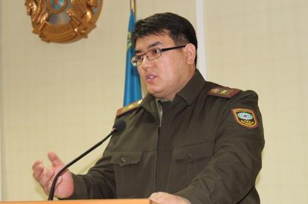 Ерлан Мауленов: Хозяина актауского магазина «Симба» оштрафуют за нарушение пожарной безопасности