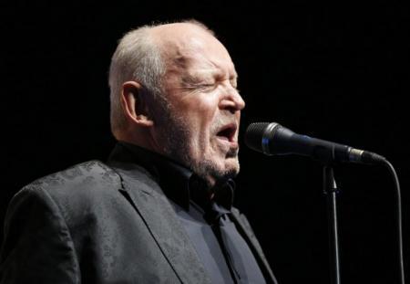 Скончался певец Джо Кокер