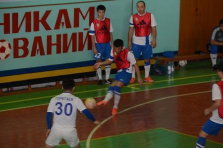 Команда ДЮСШ-84 стала победителем первого турнира по футзалу