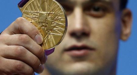 Ильин и Ниязымбетов получили Олимпийскую стипендию Рио-2016