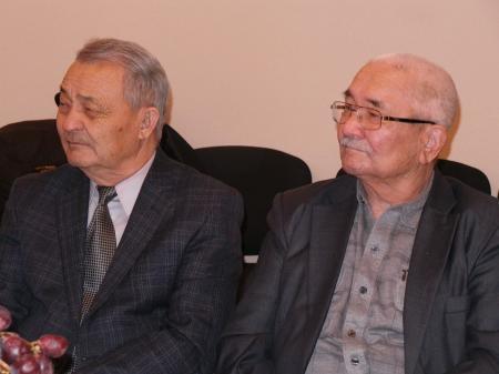 В Актау ветераны ВОВ рассказали о своих проблемах местным исполнительным органам