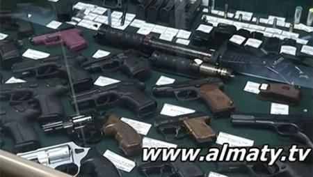 Для некоторых владельцев оружия в Казахстане сделают исключения