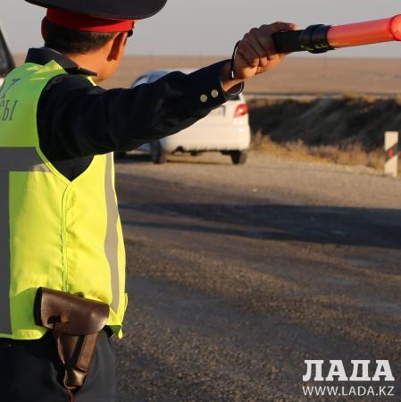 Жителя Тупкараганского района задержали на угнанном автомобиле