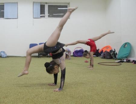 Федерация художественной гимнастики открылась в Актау