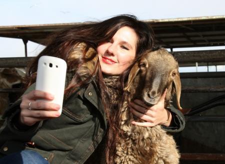 #СелфиДляЛады. Итоги первого этапа новогоднего фотоконкурса
