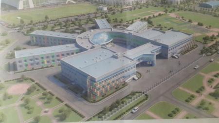 В 2015 году в Актау откроется «Назарбаев Интеллектуальная школа»