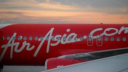 Малайзийский самолет AirAsia упал в океан