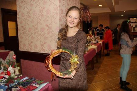 В Актау стартовала новогодняя Нandmade-ярмарка