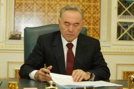Назарбаев подписал указ об антикоррупционной стратегии