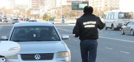 Мангистауская полиция переведена на усиленный режим работы