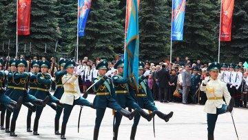 Назарбаев подписал закон о Нацгвардии Казахстана