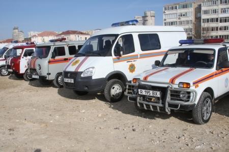 Спасатели Актау перейдут на усиленный режим работы в праздник Крещения Господня