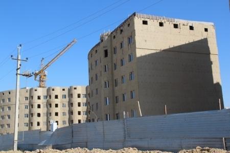 Ада Ким: На жилищное строительство в Актау в 2015 году выделено 4 миллиарда тенге