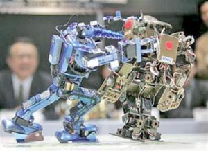 В Казахстане будут проводить бои роботов-гуманоидов