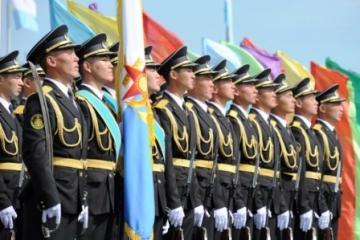 Аттестация офицерского состава в Казахстане 2015 году пройдет в два этапа