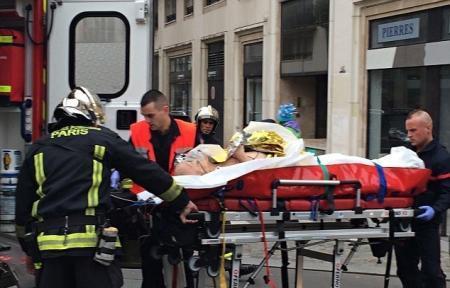 Бойня в редакции французского журнала Charlie Hebdo: 12 человек убиты