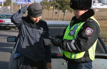 Памятка по новым ПДД для казахстанских водителей