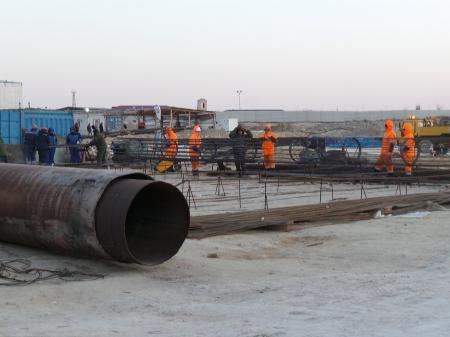 Министр по инвестициям и развитию РК ознакомился с проектом расширения Актауского морпорта