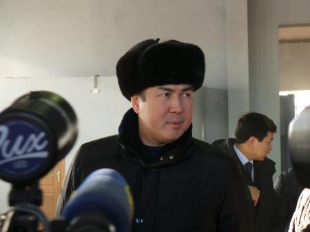 Асет Исекешев посетил производственные предприятия Мангистауской области