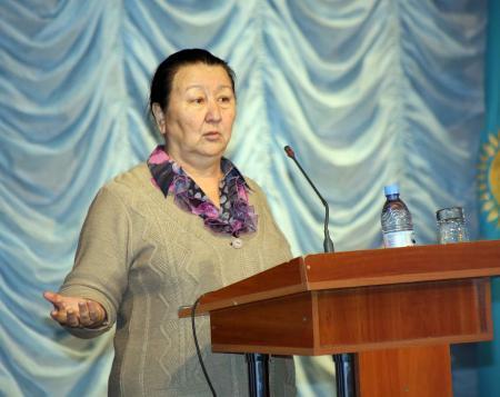 В Актау областной департамент по делам госслужбы и противодействию коррупции провел первый форум