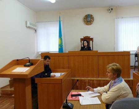 Начался суд по факту смерти роженицы в актауском родильном доме