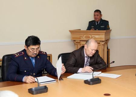 К дисциплинарной ответственности привлечены председатели призывных комиссий и военкомов Мангистауского и Тупкараганского районов