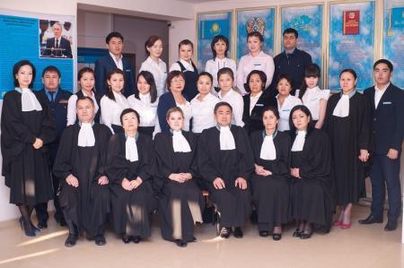 О том, как Актауский суд вошел в тройку лучших в Казахстане