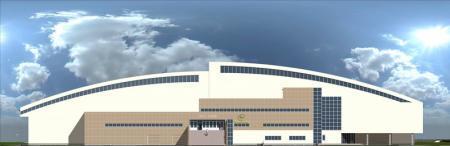 Сергей Пахомов: К строительству Дворца спорта в 17 микрорайоне приступят только в 2016 году
