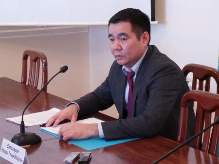 Рахат Елтизаров: В 2015 году в Актау будут открыты четыре новых детских сада