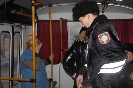 В Актау за три дня оштрафованы 87 пешеходов-нарушителей