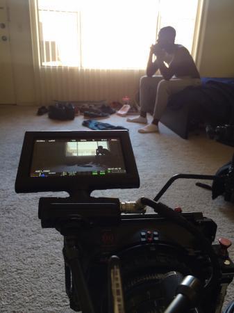 Актауский рэпер Big Som снял новый видеоклип в США