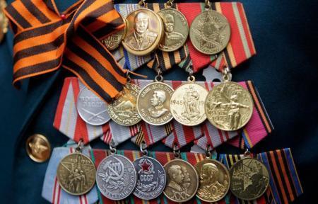 Юбилейная медаль к 70-летию Победы появилась в Казахстане