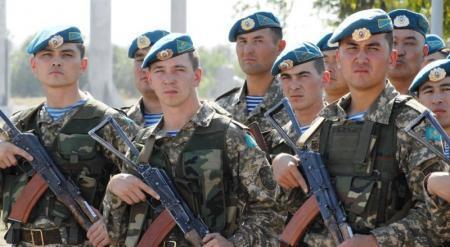 Армия Казахстана проведет учения совместно с США