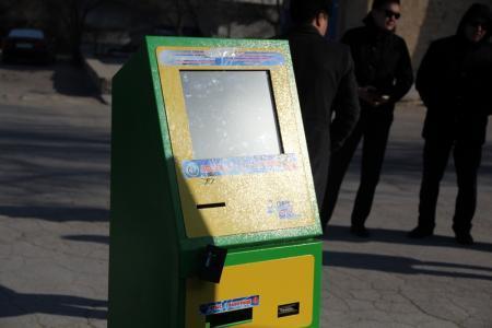 В Актау предпринимателей попросили убрать все лото-автоматы