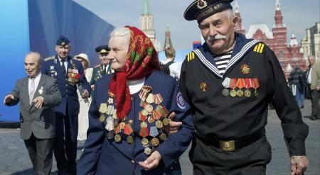 Около 70 казахстанских ветеранов ВОВ поедут на парад Победы в Москву