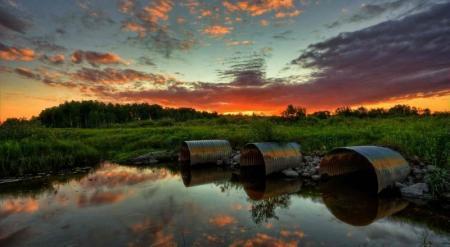 Казахстанские ученые придумали тест для быстрого определения степени загрязнения воды