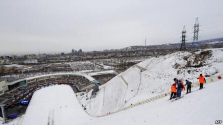 Власти намерены потратить на Олимпиаду два миллиарда долларов