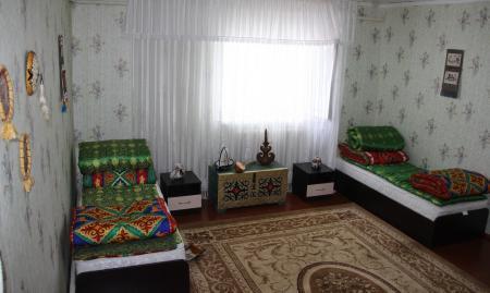 В поселке Шетпе открылся гостевой дом для экотуристов