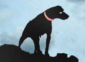 В Астане объявились собаки Баскервилей
