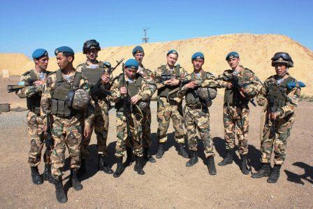 Сможет ли казахстанская армия противостоять в вооруженном конфликте