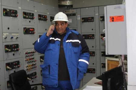 Актауские спасатели провели учения в зерновом терминале в морском порту
