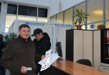 Ставим на учет автомобиль, купленный в РФ