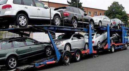 Чиновники обсудят запрет на ввоз авто из России в Казахстан