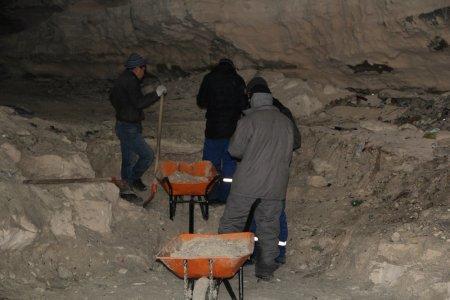 «Казахтелефильм» не является инициатором уборки в пещере на побережье Актау