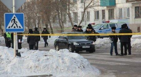 Сотрудник УВД Костаная пытался застрелиться в своем авто