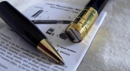 Шпионскую ручку изъяли у жителя Астаны