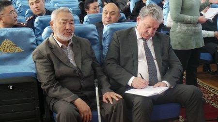 Стартовали отчетные встречи акима Актау с населением