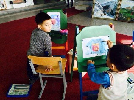 Художественная студия появится в Актау