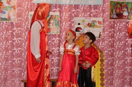 В детских садах Актау прошла неделя достижений