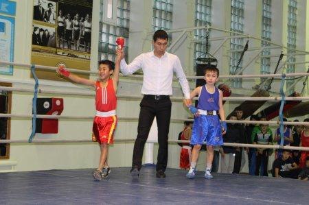 Турнир по боксу среди юношей 2002-2003 годов рождения завершился в Актау